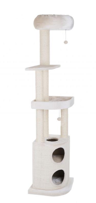 Cat tree corner scratching sisal platform stable best for casper ragdoll
